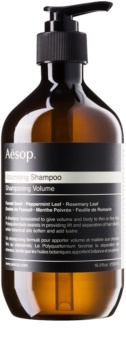 Aēsop Hair Volumising shampoing volumisant pour cheveux fins