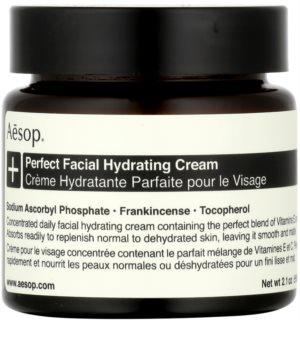 Aēsop Skin Perfect cremă hidratantă pentru piele normală spre deshidratată