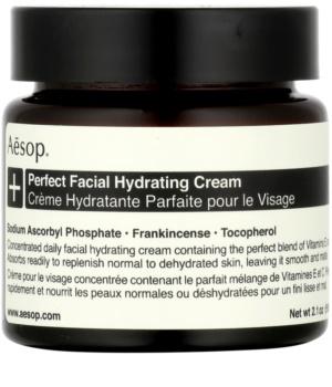 Aēsop Skin Perfect creme facial hidratante para pele normal a desidratada