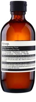 Aēsop Skin B & Tea jemné čistiace tonikum pre všetky typy pleti vrátane citlivej
