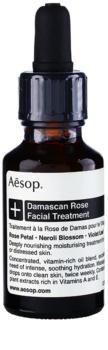 Aēsop Skin Damascan Rose sérum profundamente nutritivo e de hidratação para pele muito seca