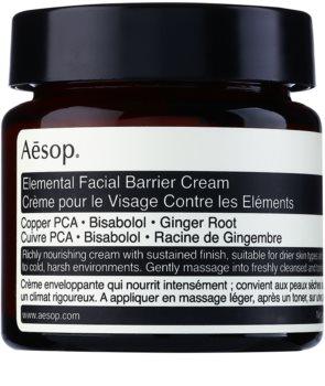 Aēsop Skin Elemental crème hydratante intense pour restaurer la barrière cutanée