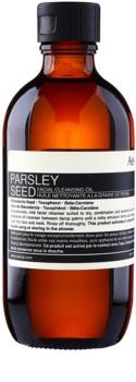 Aēsop Skin Parsley Seed nežno čistilno olje za suho in občutljivo kožo