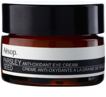 Aēsop Skin Parsley Seed антиоксидантен очен крем