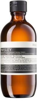 Aēsop Skin Parsley Seed tónico antioxidante para todo tipo de pieles