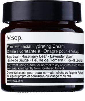 Aēsop Skin Primrose cremă hidratantă pentru ten normal spre uscat