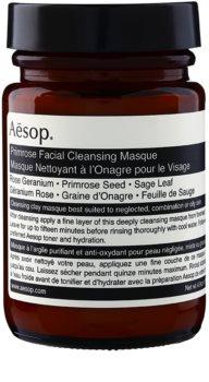 Aēsop Skin Primrose maska oczyszczjąca z glinki