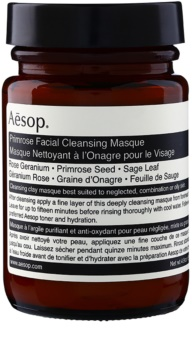 Aēsop Skin Primrose masque visage purifiant à l'argile