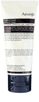 Aēsop Skin Purifying crema exfolianta blanda.