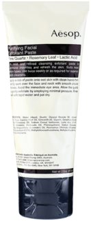 Aēsop Skin Purifying crema exfoliante suave