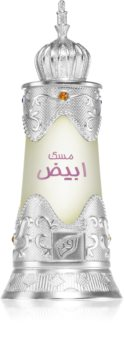 Afnan Musk Abiyad parfémovaný olej unisex