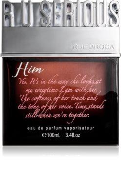 Afnan Rue Broca R U Serious Him Eau de Parfum για άντρες
