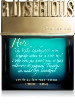 Afnan Rue Broca R U Serious Her Eau de Parfum pentru femei