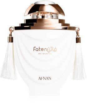 Afnan Faten White woda perfumowana dla kobiet