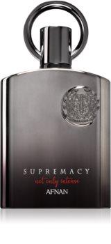 Afnan Supremacy Not Only Intense Eau de Parfum pentru bărbați