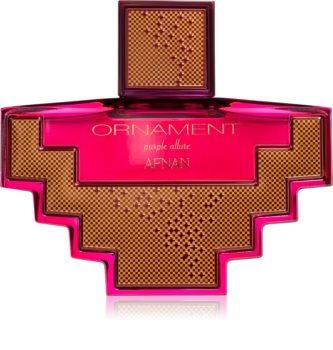 Afnan Ornament Purple woda perfumowana
