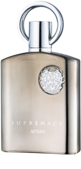 Afnan Supremacy Silver eau de parfum para homens
