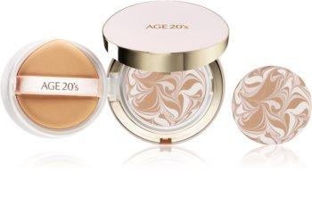 AGE20's Signature Essence Cover Pack Moisture fond de teint compact crème