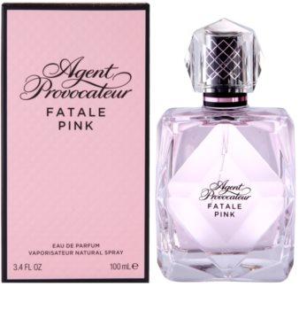 Agent Provocateur Fatale Pink eau de parfum pour femme