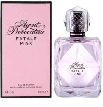 Agent Provocateur Fatale Pink Eau de Parfum til kvinder