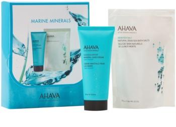 Ahava Marine Minerals kosmetická sada I. pro ženy