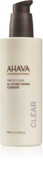 Ahava Time To Clear lotion tonique purifiante en profondeur