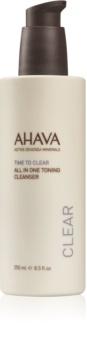 Ahava Time To Clear tonikum k hloubkovému čištění