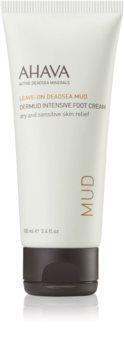 Ahava Dead Sea Mud crème intense pieds pour peaux sèches et sensibles