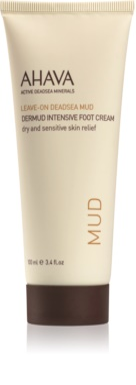 Ahava Dead Sea Mud High-Impact Foot Cream For Dry and Sensitive Skin