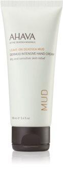 Ahava Dead Sea Mud intenzivní krém na ruce pro suchou a citlivou pokožku