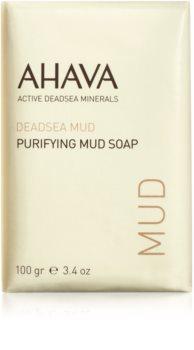 Ahava Dead Sea Mud sabonete purificante de lama
