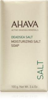 Ahava Dead Sea Salt sabonete hidratante com sais do Mar Morto