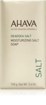 Ahava Dead Sea Salt увлажняющее мыло с солью Мертвого моря