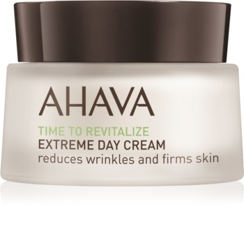 Ahava Time To Revitalize Rejuvenating Day Cream with Anti-Wrinkle Effect