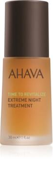 Ahava Time To Revitalize ночной омолаживающий уход против морщин