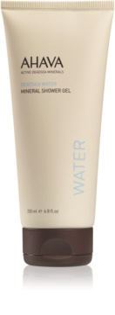 Ahava Dead Sea Water gel de banho mineral com efeito hidratante