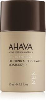 Ahava Time To Energize Men crème apaisante et hydratante après-rasage