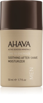 Ahava Time To Energize Men Soothing And Moisturizing Cream Aftershave