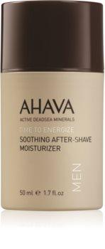 Ahava Time To Energize Men заспокоюючий та зволожуючий крем після гоління