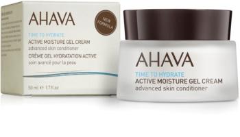 Ahava Time To Hydrate активный интенсивно увлажняющий гель-крем