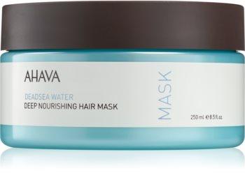Ahava Dead Sea Water mascarilla de nutrición profunda para cabello