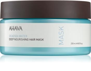 Ahava Dead Sea Water tiefenwirksame nährende Maske für das Haar