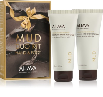 Ahava Dead Sea Mud Gift Set (for Hands and Feet)