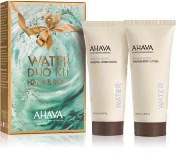 Ahava Dead Sea Water zestaw kosmetyków I. dla kobiet