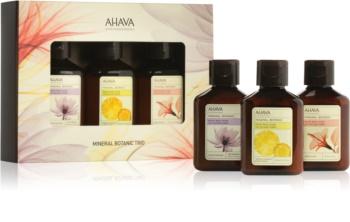 Ahava Mineral Botanic Geschenkset I. für Damen