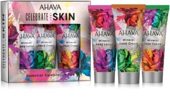 Ahava Dead Sea Water kosmetická sada VI. pro ženy