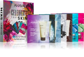 Ahava Cheerful Mask Celebration kosmetická sada