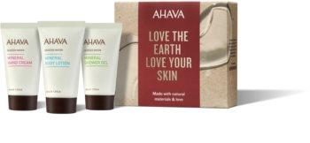 Ahava Dead Sea Water zestaw upominkowy IV. dla kobiet