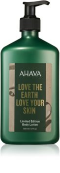 Ahava Dead Sea Water минеральное молочко для тела ограниченный выпуск