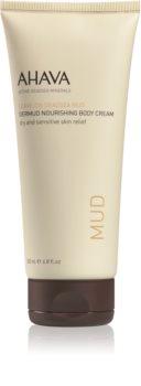 Ahava Dead Sea Mud crème pour le corps nourrissante pour peaux sèches et sensibles